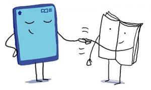 La liseuse va-t-elle remplacer le papier ?