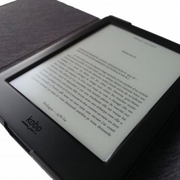 Mon avis sur la lecture avec une liseuse