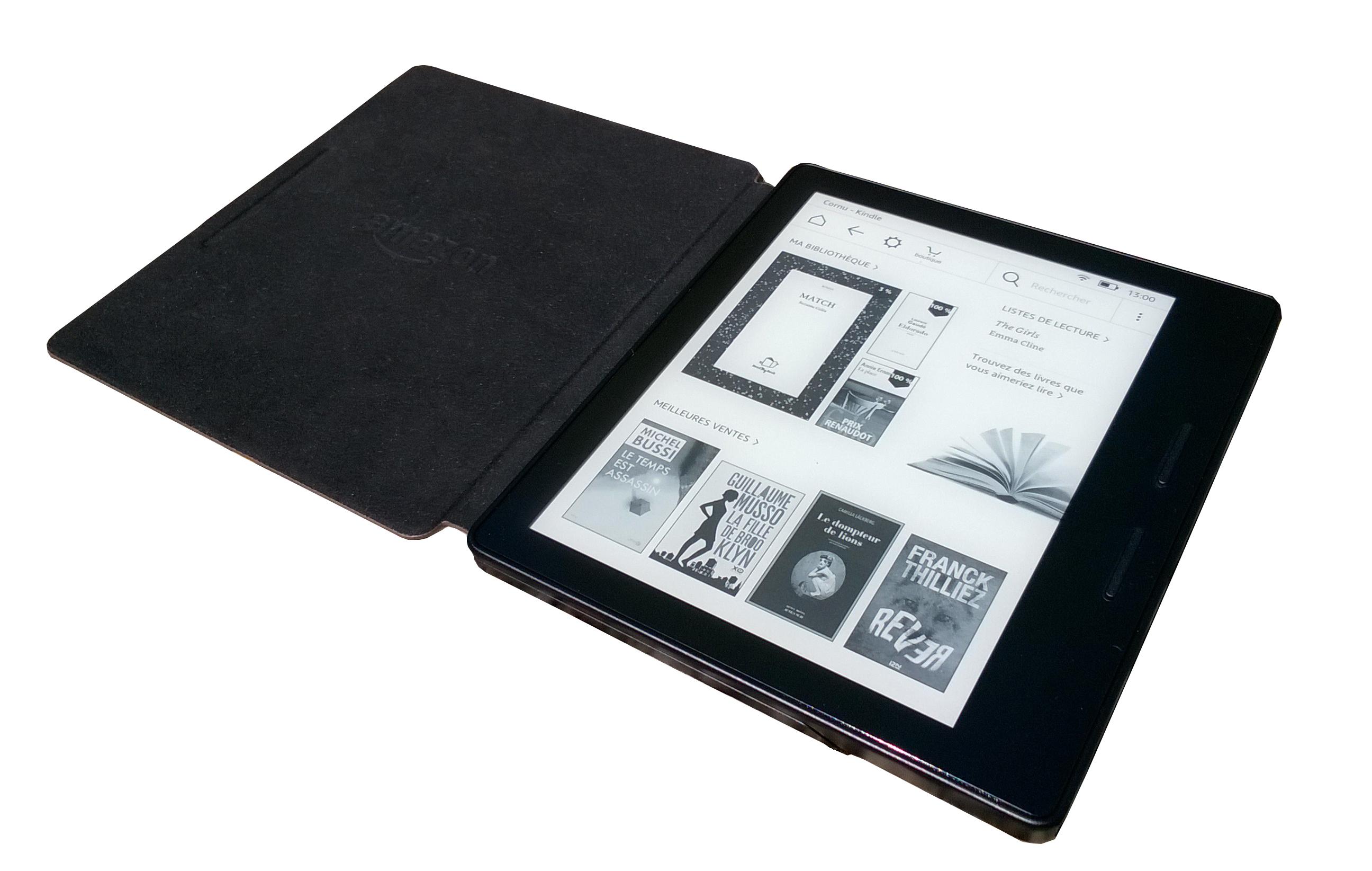 Kindle Oasis, l'avis de ReadMyBook