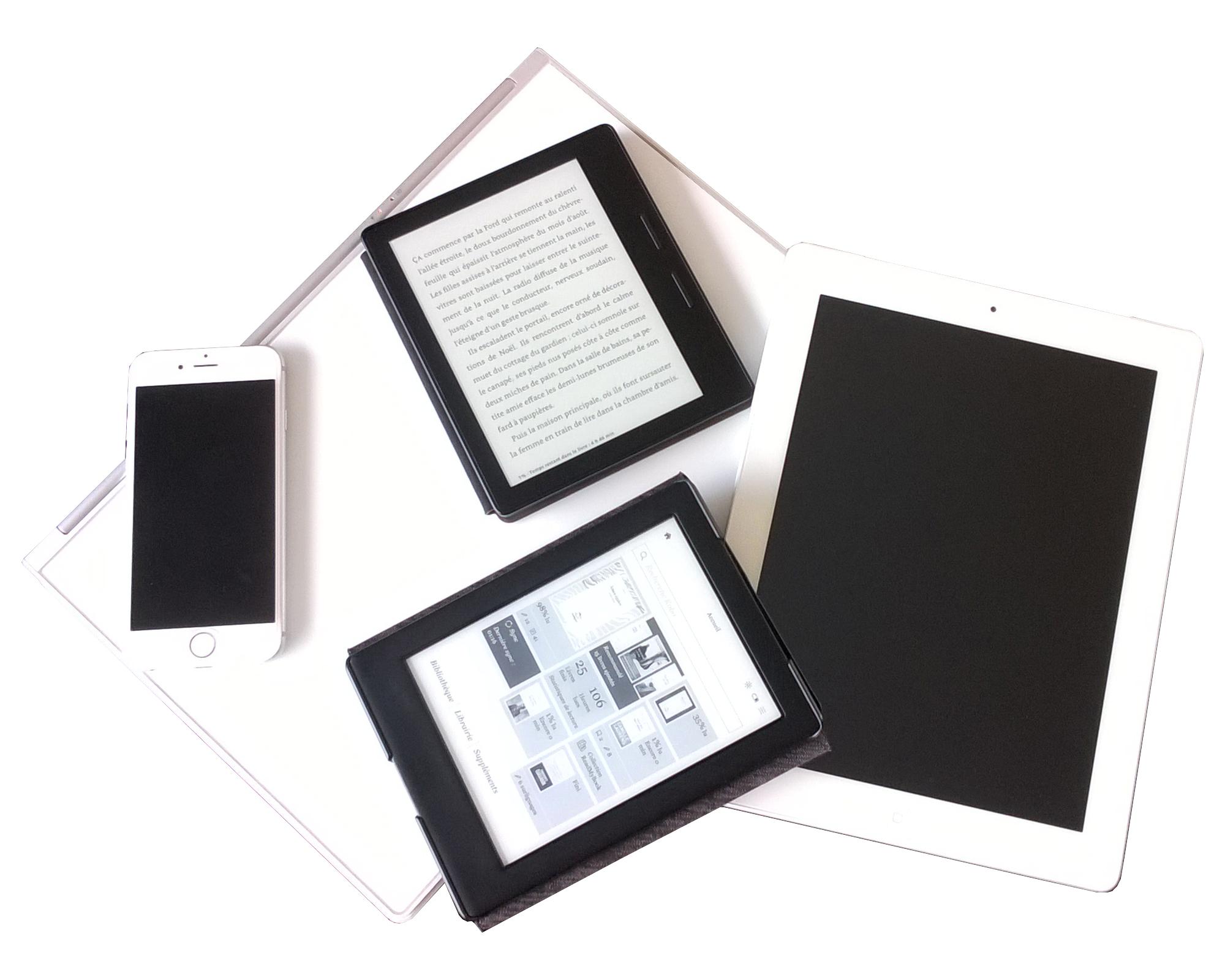 Comment lire en numérique ?