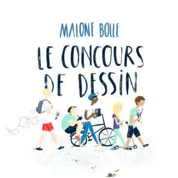 Malone Bolle : le concours de dessin