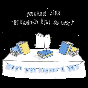 ReadMyBook : des livres à la portée de toutes les bourses
