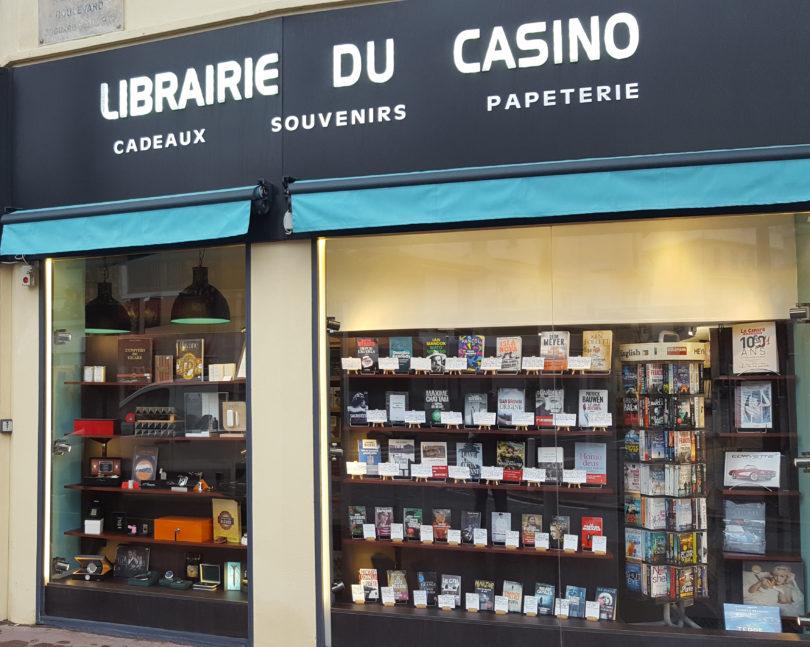 Librairie du Casino, Juan-les-Pins