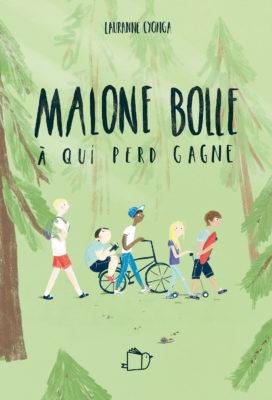 Malone Bolle : à qui perd gagne, Lauranne Cyonga
