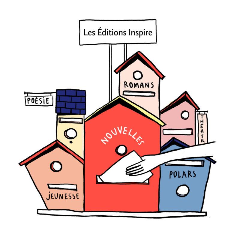 """Appel à textes : collection """"Nouvelles"""""""