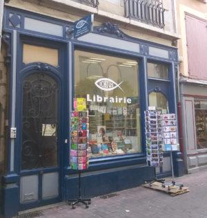 Librairie Ichtus au Puy-en-Velay (43)