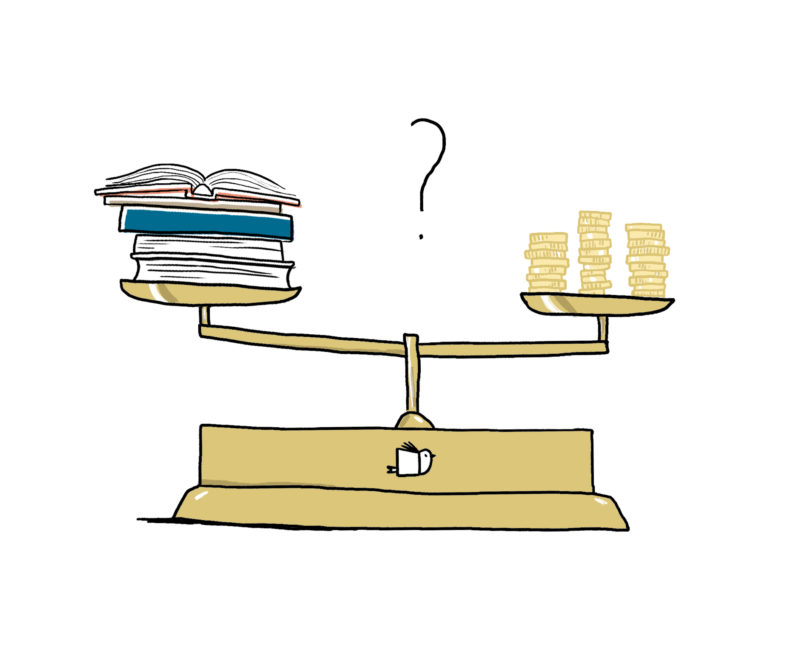 Combien gagne un auteur ?