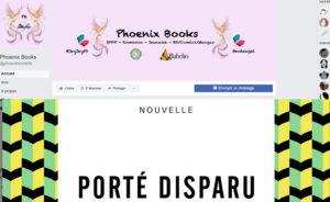 Phoenix Books : Porté disparu, Eva Dézulier