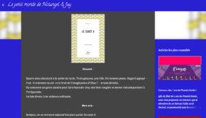 Le monde de Notangel & Jay : Le sujet X, Nicolas Godinot