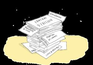 Quelles sont les mentions obligatoires d'un contrat d'édition ?