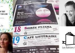 Nuit de la lecture à Courville-sur-Eure