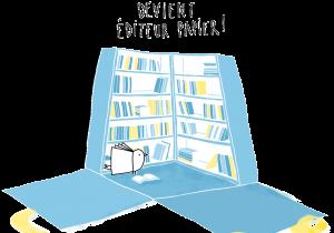 ReadMyBook devient éditeur papier